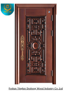 New Design and Hot Sale Steel Door pictures & photos