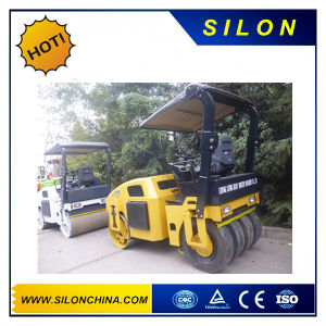 Mini Road Roller with Combation Tyre (LTC203P) pictures & photos