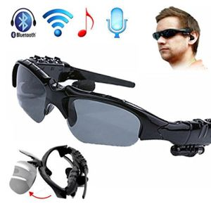 Wireless Headphones Bluetooth Sunglasses Headset Mobile Phones Handsfree Stereo Earphone pictures & photos