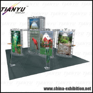 Exhibition Aluminum Alloy Complex Circle Truss for Decoration pictures & photos