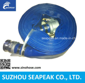 PVC Layflat Hose Assembly-Camlock pictures & photos
