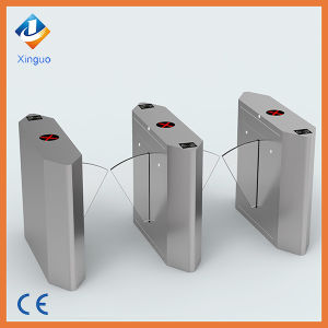Railway Flap Barrier Gates Smart Turnstile pictures & photos