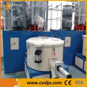 Plastic PVC Resin Powder High Speed Blender Machine pictures & photos