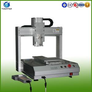 Solid Glue Silica EMI Conductive Adhesive Glue Dispenser Machine pictures & photos