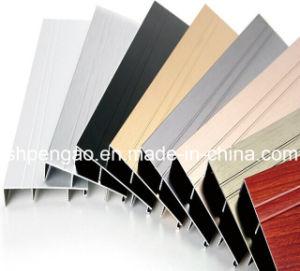 New Style Polished Window & Door Aluminum Profile