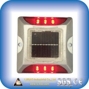 Solar Aluminum Alloy Road Stud