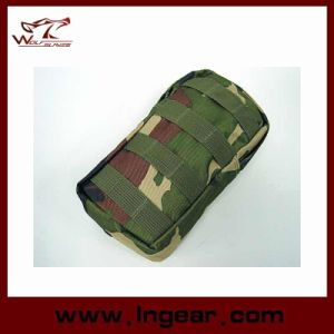 Molle Medic First Aid Pouch Bag Tactical Military Pouch for Wholesale pictures & photos