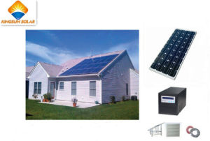1000W Powerful off-Grid Home Energy Solar Power System pictures & photos
