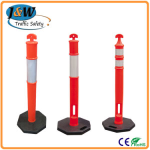 T- Top Flexible Road Reflective Delineator Post pictures & photos