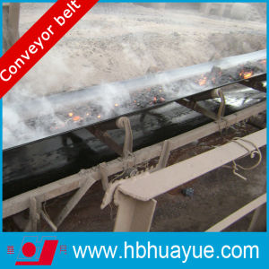 Fire Resistant Rubber Conveyor Belt Used Metallurgical Industry pictures & photos