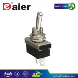 Momentary on off 2-Way 12V Toggle Switch (KN3(D)-101) pictures & photos