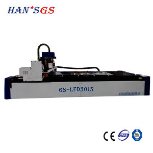 2500W CNC Metal Fiber/YAG/CO2 Laser Cutting Machine pictures & photos