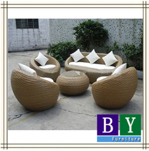 Wicker Furniture/ Rattan Furniture/ Outdoor Furniture, Garden Set pictures & photos