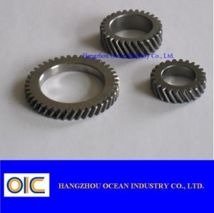 M1 Steel Helical Gear Pinion pictures & photos