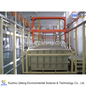 Decorative Chromium Automatic Plating Machine for Sanitary Products