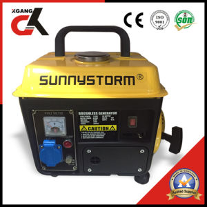 650W Hot Sale Portable Gasoline Generator Set with CE pictures & photos