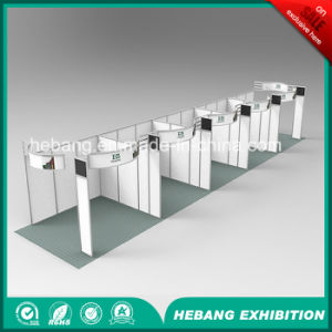 Hb-L00032 3X3 Aluminum Exhibition Booth pictures & photos