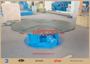 Horizontal Turntables/ Positioner/ Position Machine pictures & photos