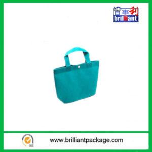 Cheap Women Use Non Woven Shopping Tote Handle Bag/Ecology Bag Organic pictures & photos