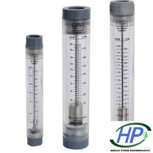 Flow Meter in Tube Type for Industrial RO Water Equipment pictures & photos