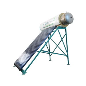 Pressurized Heat Pipe Compact Solar Water Heater pictures & photos
