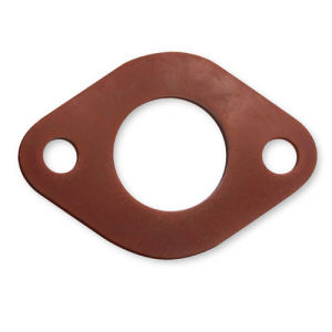 Custom Molded NBR Rubber Flange Gasket pictures & photos