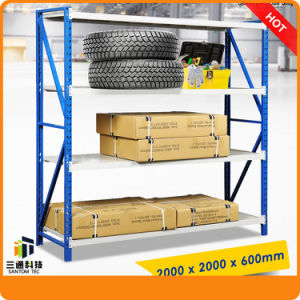 Garage Warehouse Storage Metal Shelves Racking Stand up to 500kg pictures & photos
