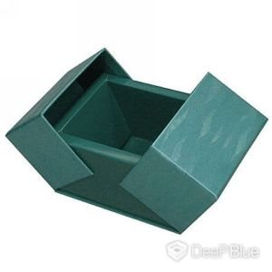 Flapped Different Color Cardboard Paper jewellery Gift Packing Box pictures & photos