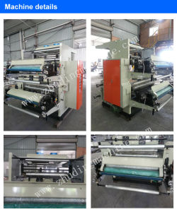 Non Woven Fabric Printing Machine pictures & photos