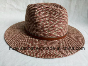 90% Paper 10%Polyester with Belt Decoration Safari Hats pictures & photos