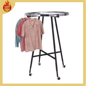 Round Shop Clothes Shelf Rack for Sale pictures & photos