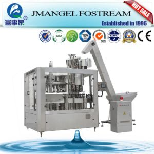 High Quality Automatic Complete Small Bottle Drinking Mineral Water Making Machine pictures & photos