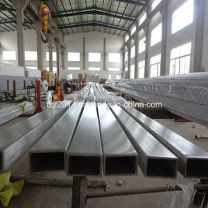 50mm*50mm*3 Seamless Stainless Steel Square Pipe SUS 304 pictures & photos