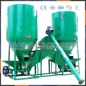 Factory Supplier Animal Feed Pellet Production Line 1-2t/H Capacity pictures & photos