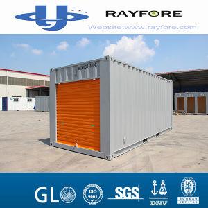 Beautiful 20FT New Rolling Shutter Door Storage Container Steel pictures & photos