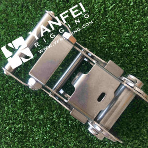 Stainless Steel 304 Ratchet Buckle Supplier pictures & photos