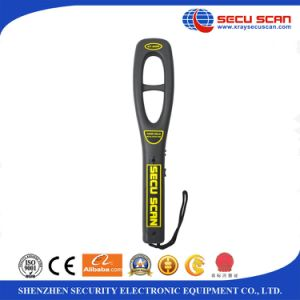 Secuscan Hand Held Metal Detector, Body Scanner pictures & photos