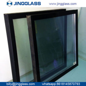 Igcc ANSI AS/NZS Building Construction Safety Triple Sliver Low E Insulating Glass Bulk pictures & photos