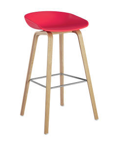 Plastic PP Hay Bar Stool pictures & photos