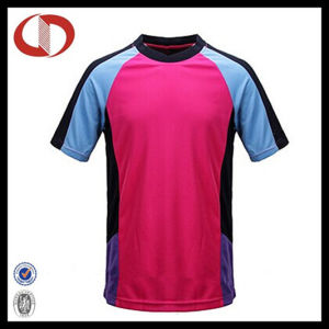 China Professional Footabll Shirt Soccer Jersey Maker for Man pictures & photos