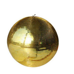 25cm Hand Made Glass Rotating Mirror Ball Disco Home Party Stage Decoration Reflection Hanging Balls pictures & photos