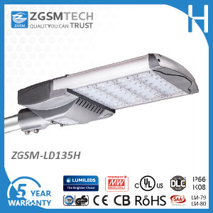 City Illumination LED Street Light 135W Pole Lamp with UL Dlc Certiticates pictures & photos