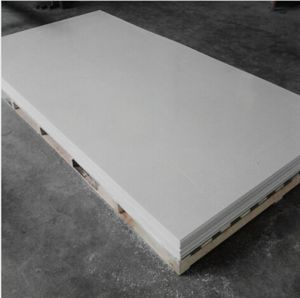 White Rigid PVC Thin Plastic Sheet pictures & photos