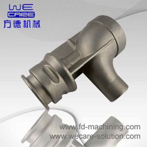 Aluminum Alloy Die Casting of Motorcycle Engine Housing