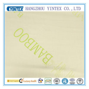 100% Polyester Air Layer Fabric with Bamboo Fiber (yintex) pictures & photos
