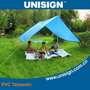 PVC Coated Tarpaulin for Camping Tent pictures & photos