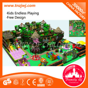 Jungle Theme Kids Indoor Soft Games Indoor Play for Kids pictures & photos