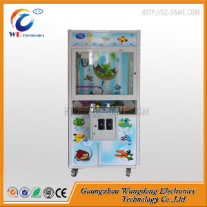 Coin Operated Toy Crane Vending Game Machine pictures & photos