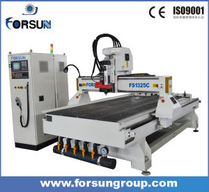 3D Wood Carving Atc CNC Router Machine