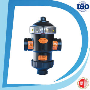 PA6 Nylon Hydraulic Control 2 Way 3 Possition 2 Way Diaphragm Solenoid Valve pictures & photos